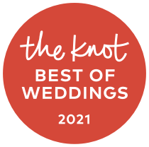 The Knot 2021 Best of Weddings Award